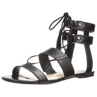 Nine West Womens Decima Open Toe Casual Gladiator Sandals - 5.5