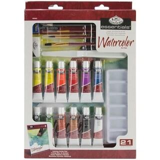 Essentials Art Set-Watercolor Painting
