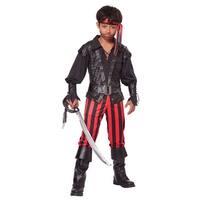 Boys Pirate Buccaneer Halloween Costume