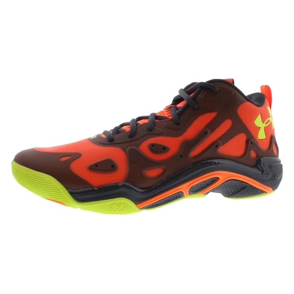 Under Armour Micro G Anatomix Spawn 2 Low Basketball Men's Shoes - 12 d(m) us