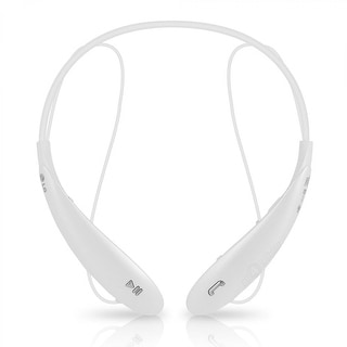 LG Tone Ultra HBS-800 Bluetooth Stereo Headset: White