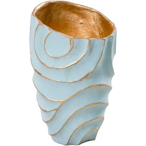Leonardo Sky Blue Vase