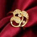 Gold Trio-Matrix Ring - Thumbnail 2