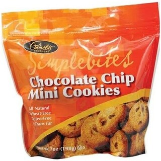 Pamela's Products - Simple Bites Chocolate Chip Cookies ( 6 - 7 oz bags)
