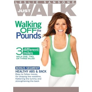 Leslie Sansone - Walking Off the Pounds [DVD]