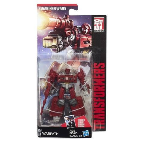 Transformers Generations Combiner Wars Warpath Figure - multi