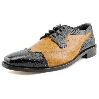 Stacy Adams Galletti Round Toe Leather Oxford