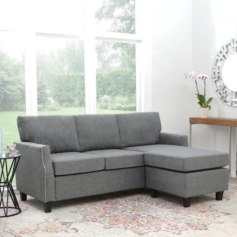 Copper Grove Longford Reversible Upholstered Sectional