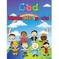 Children's Poster God Made Me Special Series 3 (18x24) - Multi-Color - Thumbnail 0