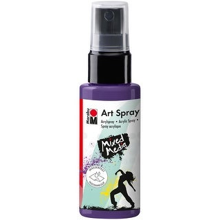 Marabu Art Spray 50Ml-Plum