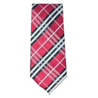Men's 100% Silk Woven Wedding Neck Tie Collection - regular