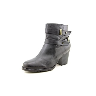 Naturalizer Tipper   Round Toe Synthetic  Ankle Boot