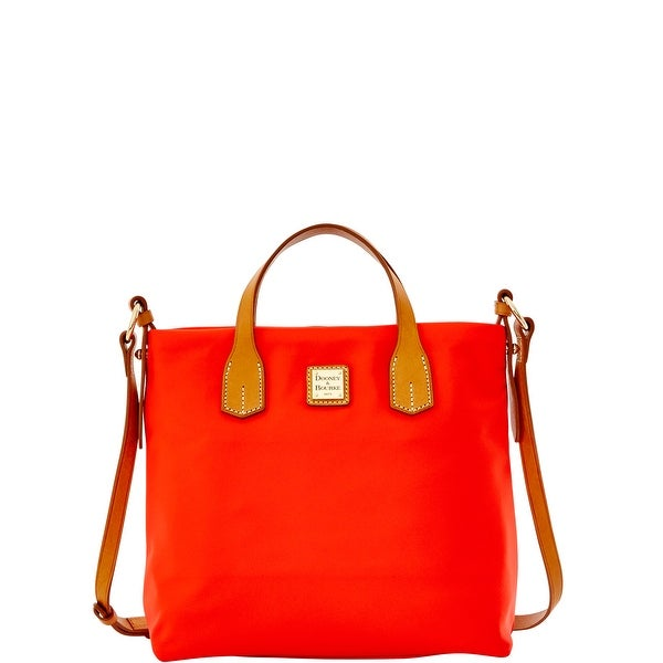 Dooney & Bourke Windham Cleo Letter Carrier (Introduced by Dooney & Bourke at $178 in Jan 2016) - Red