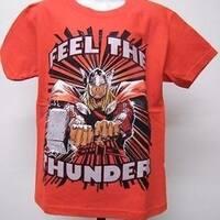 Avengers Mighty Thor Youth Size 18 Xxl Xxlarge Shirt Marvel 69Pk