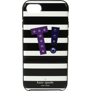 Kate Spade New York Initial T Hybrid Hardshell Case for iPhone 8 & iPhone 7
