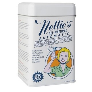 Nellies All-Natural NAD Automatic Dishwasher Powder