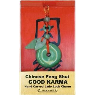 Feng Shui Luck Charms 1/Pkg-Good Karma