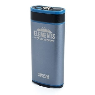 Celestron Elements FireCel Mega6- Handwarmer, Charger, Flashlight 3-In-1 Device