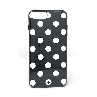 Kate Spade New York Protective Rubber Case for iPhone 7 Plus & iPhone 8 Plus - Large Polka Dots
