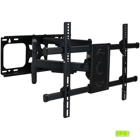 CASL Brands Full-Motion TV Wall Mount Bracket Set for 37-70-Inch Flat Screen TVs