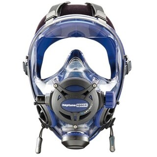 Ocean Reef Neptune Space G Full Face Mask Cobalt