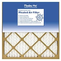 81555.011625 16 x 25 x 1 in. Basic Pleated Air Filter - Pack Of 12