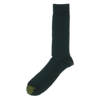 Gold Toe Mens Montrose Cotton Moisture Control Crew Socks - 10-13