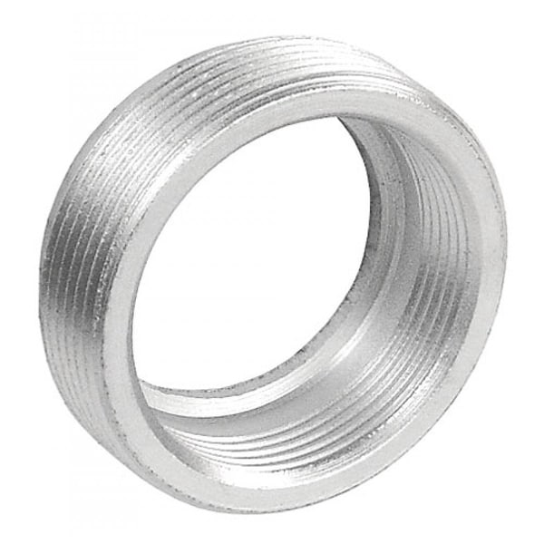 5 Pcs, 1 to 1/2 in. Zinc Plated Steel Reducing Bushing