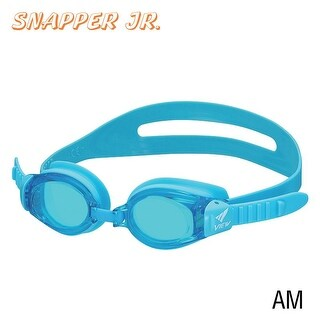VIEW Swimming Gear V-730JA Junior Snapper Goggle (5 options available)