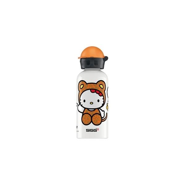 Sigg Water Bottle - Hello Kitty Leopard - .4 Liters Water Bottles