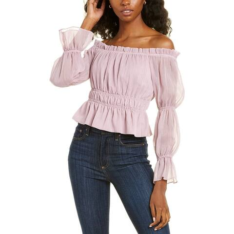 Leyden Off-The-Shoulder Top