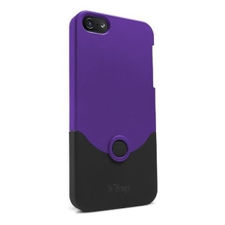 iFrogz Luxe Case for Apple iPhone 5 - Purple
