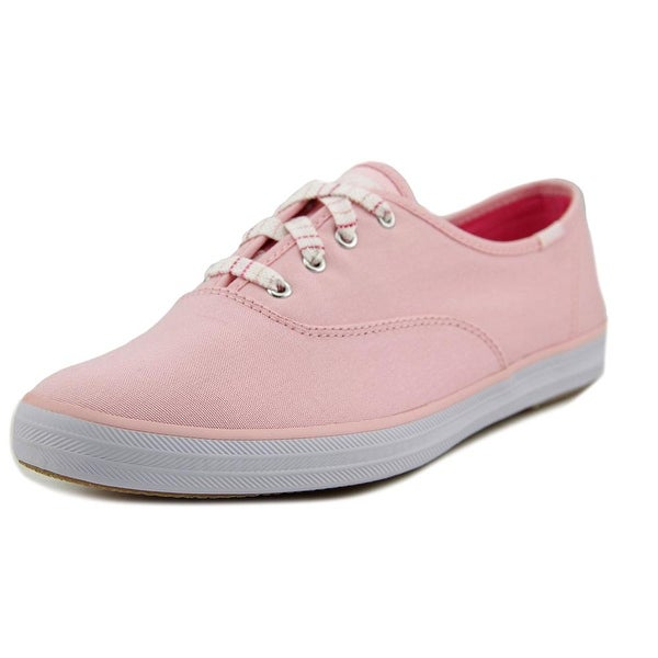 Keds CH Ox   W Round Toe Canvas  Sneakers