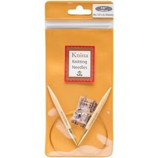 "Tulip Knina Knitting Needles 16""-Size 10.5/6.5mm"