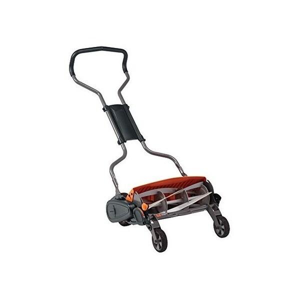 Fiskars 362050-1001 staysharp max reel mower