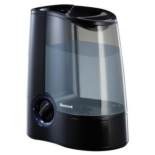 Environmental Warm Mist Humidifier, Black - 12.5 x 12.7 x 7.5