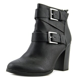 Style & Co. Womens Royy Closed Toe Ankle Fashion Boots