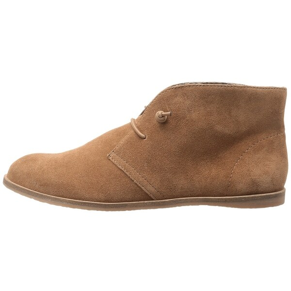 Lucky Brand Womens Ashbee Closed Toe Ankle Fashion Boots