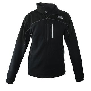 The North Face Men Glacier Trail 1/2 Zip Jacket Basic Jacket Black