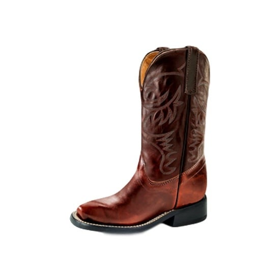 Discount Reliable Stacy Adams Alomar Cap Toe Chelsea Boot 43401(Boys') -Cognac Synthetic Leather Outlet Browse Release Dates MSdyG2