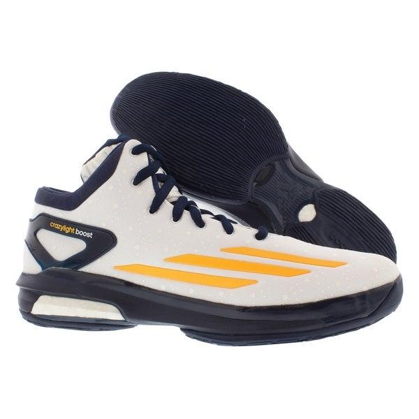 Adidas Asp Crazylight Boost Exum Basketball Men's Shoes Size - 13 d(m) us