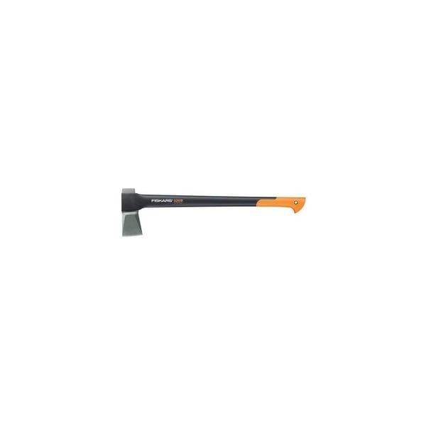 Fiskars 28 inch 4-1/4 Lb Super Splitting Axe With Fiberglass Handle 28 inch 4-1/4 Lb Super Splitting Axe With Fiberglass Handle