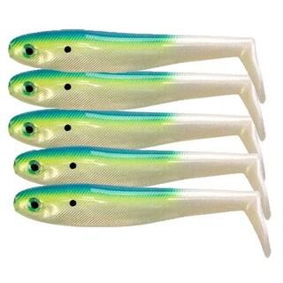 """YUM Baits 3.5"""" Money Minnow Fishing Bait - Herring"""
