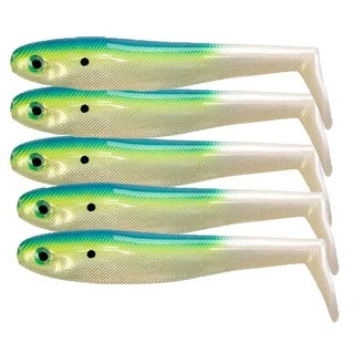 "YUM Baits 3.5"" Money Minnow Fishing Bait - Herring"