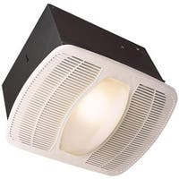 Air King LEDAK100 Exhaust Bath Fan, 100 CFM