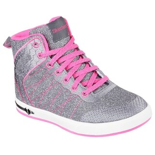 Skechers 84304 GYHP Girl's Toddler SHOUTOUTS - GLITZY RITZ Sneaker