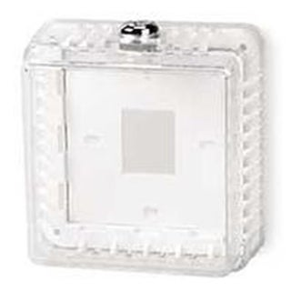 Tempro TP01CL Plastic Thermostat Guard - Clear, Mini