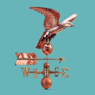 Weathervane Copper Eagle ONLY Freedom's Flight Renovator's Supply