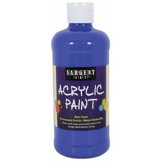 16Oz Acrylic Paint - Blue