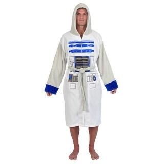 Star Wars R2D2 Fleece Robe for Men